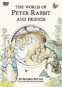 The World of Peter Rabbit and Friends complete series dvd