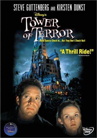 Tower of Terror dvd Disney movie