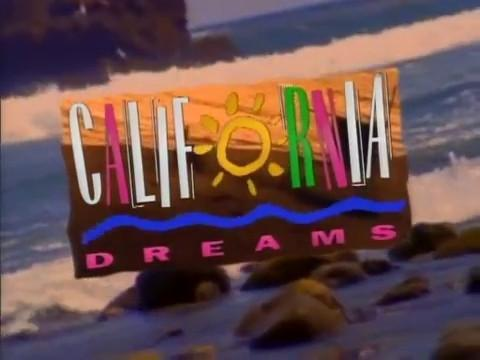California Dreams complete series dvd