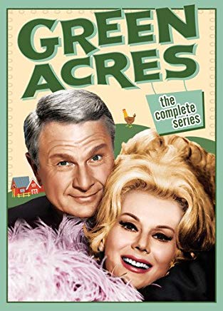 Green Acres complete series dvd