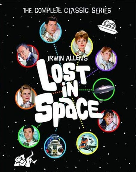 Lost in Space season 1-3
