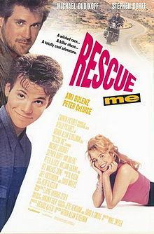 Rescue Me movie dvd