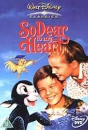 So Dear to My Heart Walt Disneys movie dvd