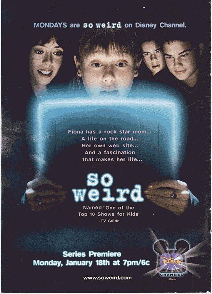 So Weird complete series