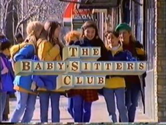 The Babysitters Club complete series dvd