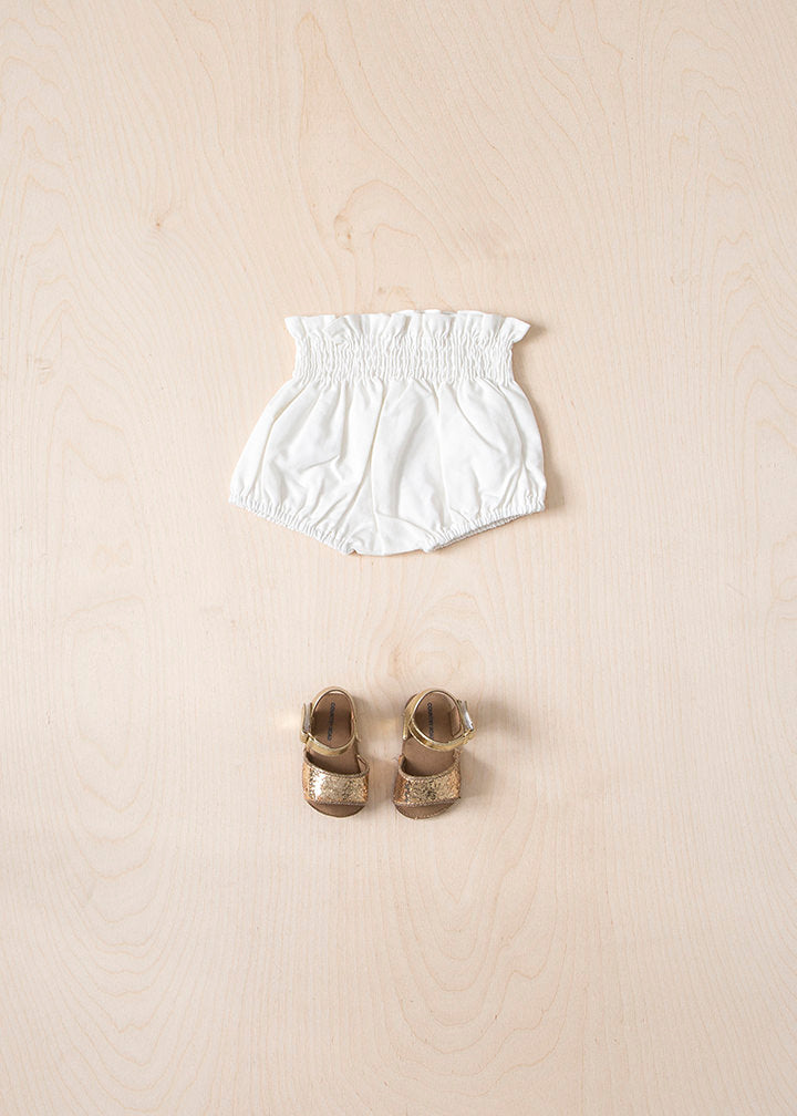 Shirred Baby Bloomers