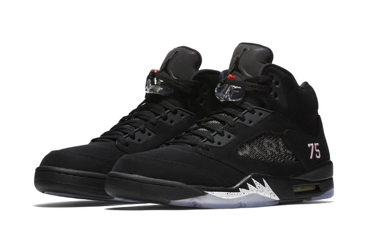 5dadcd83e14387 Jordan Retro 5 Paris Saint Germain Collection