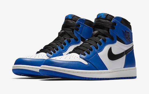 free delivery classic style official images TALK IS CHEAP Sneaker Tees Shirt - Jordan 1 HIGH OG Royal