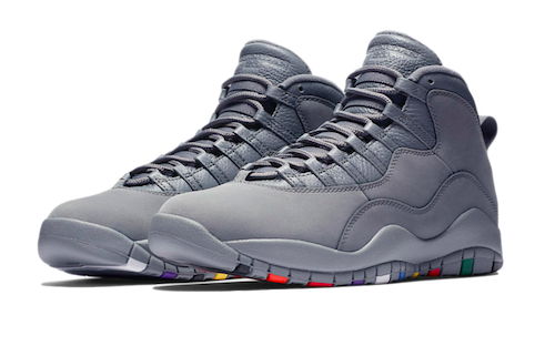 best authentic cb431 365c2 Jordan Retro 10 Cool Grey Collection