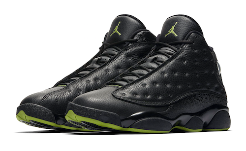 7910249f394a7e Jordan Retro 13 Altitude Collection