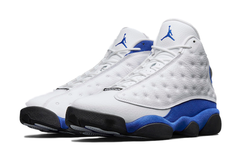 Jordan Retro 13 Hyper Royal Collection 850fe5bc118