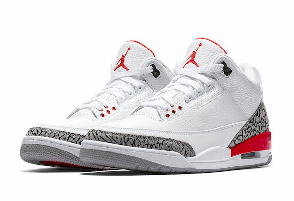 e96ff47d4c5 Jordan Retro 3 Katrina Hall of Fame Collection