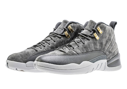 Jordan 12 Dark Grey Sneaker Tees Shirts