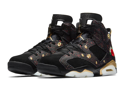 Jordan Retro 6 CNY Collection 7abc3ef63