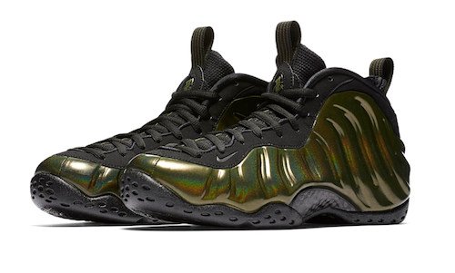 buy popular e51f7 ac39f Legion Green Foamposites Sneaker Clothing
