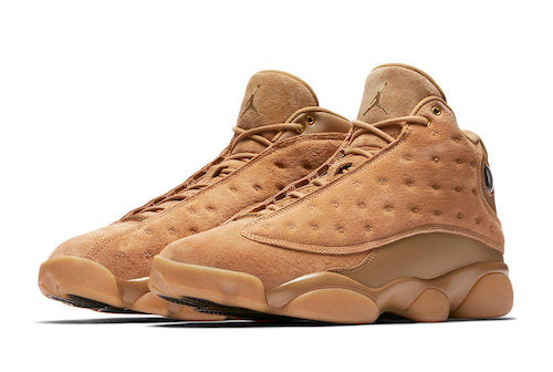 on sale 5c19d 8c290 Jordan Retro 13 Wheat Collection