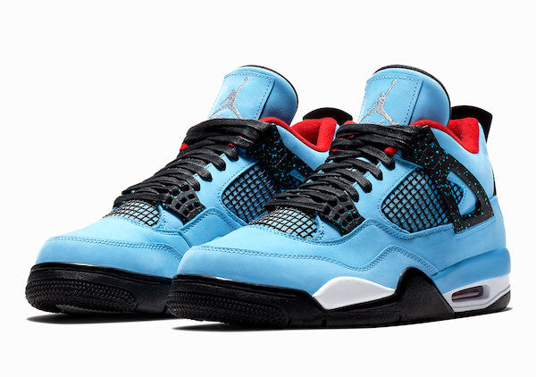 9c1c11ebf799 Jordan Retro 4 Cactus Jack Collection