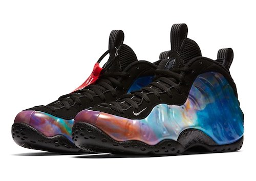 on sale 3a9f9 1915d Alternate Galaxy Foamposites Collection