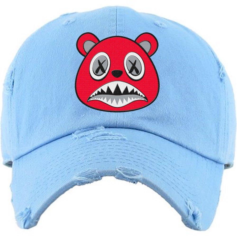 Baws : Hats Dad Hat Angry Baws Carolina Dad Hat