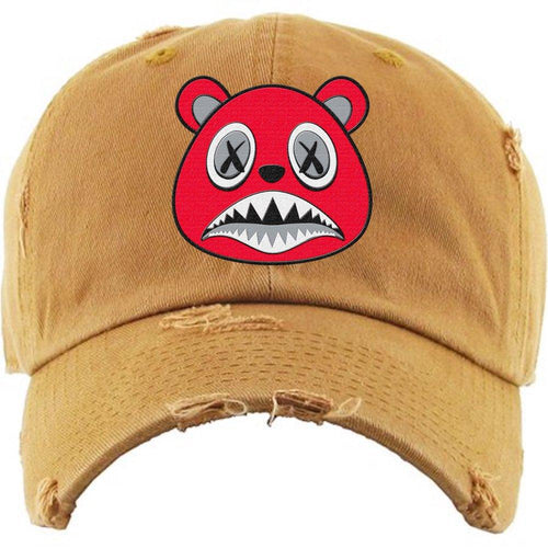 Baws : Hats Dad Hat Angry Baws Dad Hat - Wheat