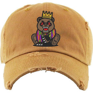 Baws : Hats Dad Hat Grizzly Baws Dad Hat - Wheat