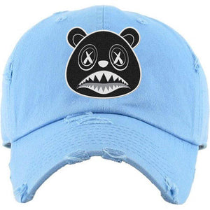 Baws : Hats Dad Hat Oreo Baws Carolina UNC Dad Hat