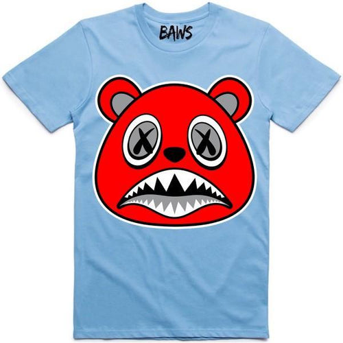 Baws T-Shirt Angry Baws Carolina Shirt