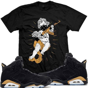 MDM T-Shirt Jordan Retro 6 DMP Defining Moments Sneaker Tees Shirts - TATTOO ANGEL