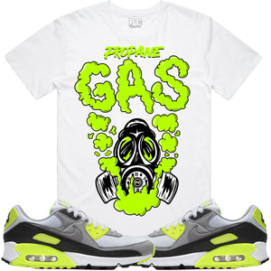 PG T-Shirt Air Max 90 Volt Sneaker Tees Shirts - GAS PG