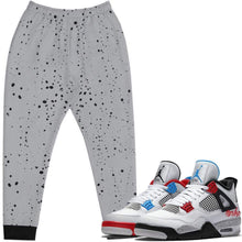 "XGear101.com Cement All Over Print Joggers - Jordan Retro 4 ""What the Cement"""