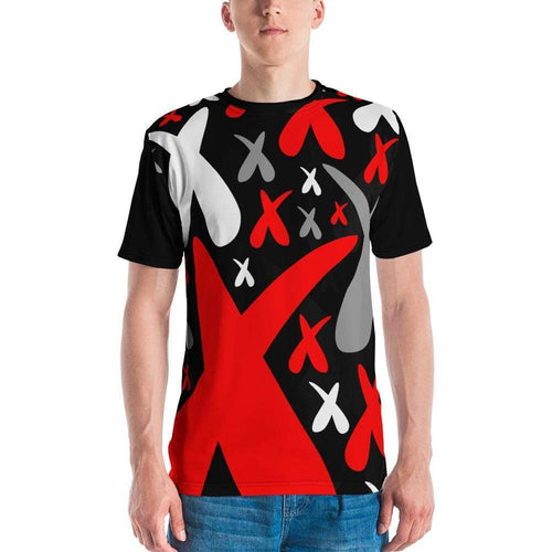 XGear101.com XS Baws All Over Print (Bred) T-Shirt