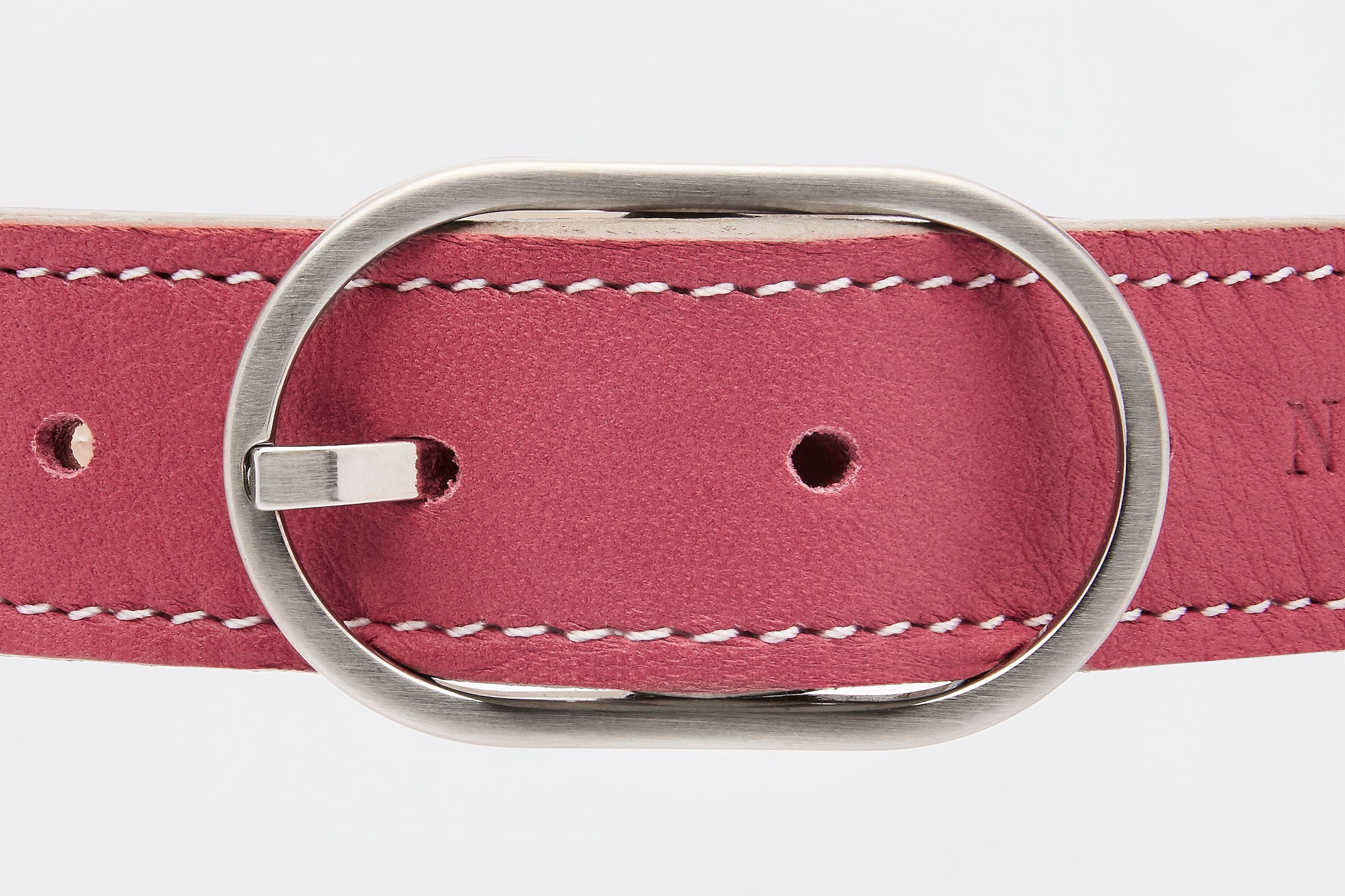 Nero & Sofia Cameo Rosé Abbracci Collection Dog Collar - Nero & Sofia