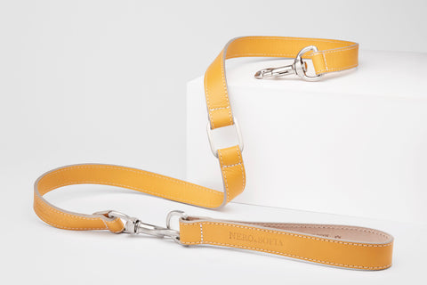 Duepuntootto Silver Waxed Cellulose Annie Dog Bag