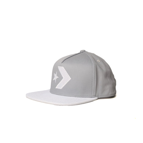 Converse Engineer Knit Fill Chevron Star Snapback Cap