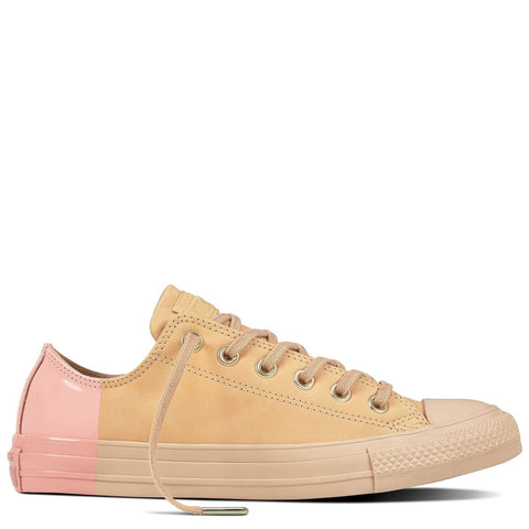 Converse Chuck Taylor All Star Blocked Unisex Nubuck Low Cut