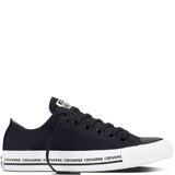 Converse Chuck Taylor All Star Wordmark Pinstripe Unisex Canvas Low Cut