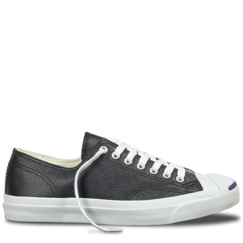 Converse Jack Purcell Classic Unisex Leather Low Cut