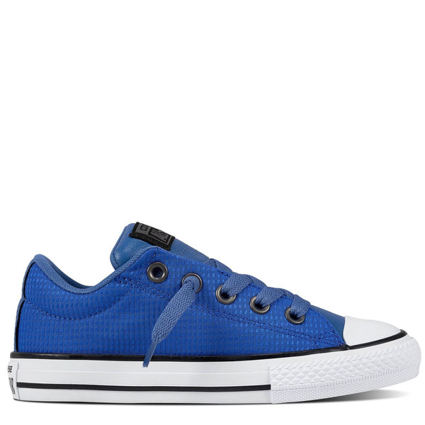 Converse Chuck Taylor All Star Street Youth Canvas Slip-on Low Cut - Seasonal Color