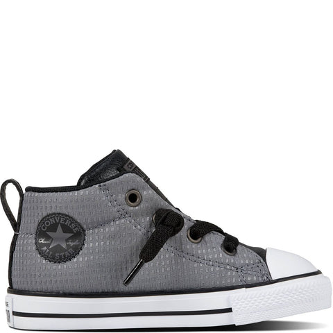 Converse Chuck Taylor All Star Street Toddler Canvas Mid Cut