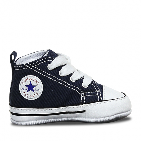 Converse Chuck Taylor All Star Classic First Star Infant Canvas High Cut