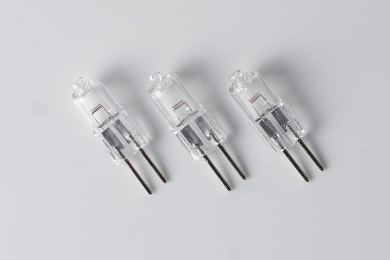 Halogen bulb 3pack Apollo 2 50W limited edition