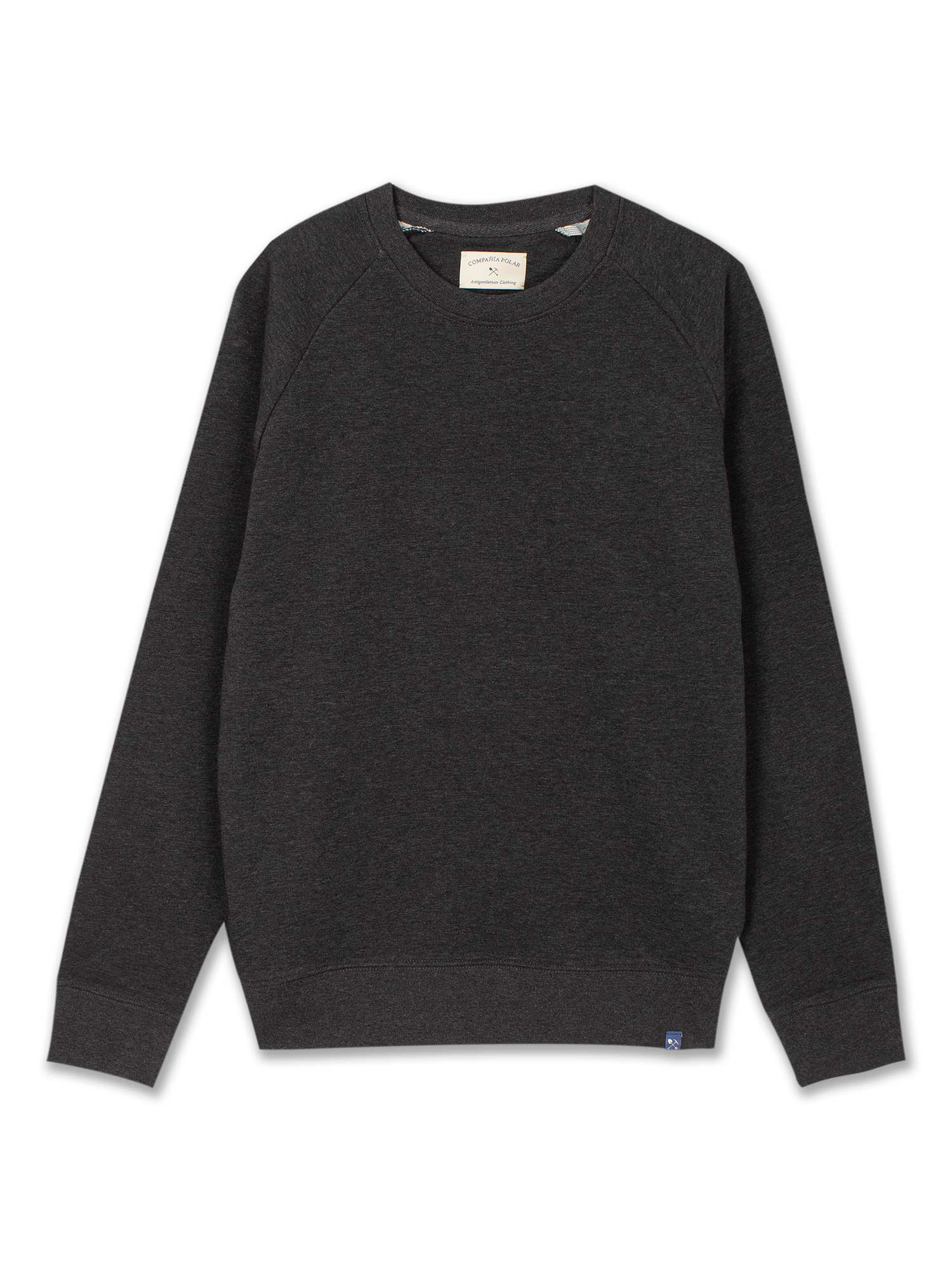 EASY SWEATER HEATHER GRAPHITE
