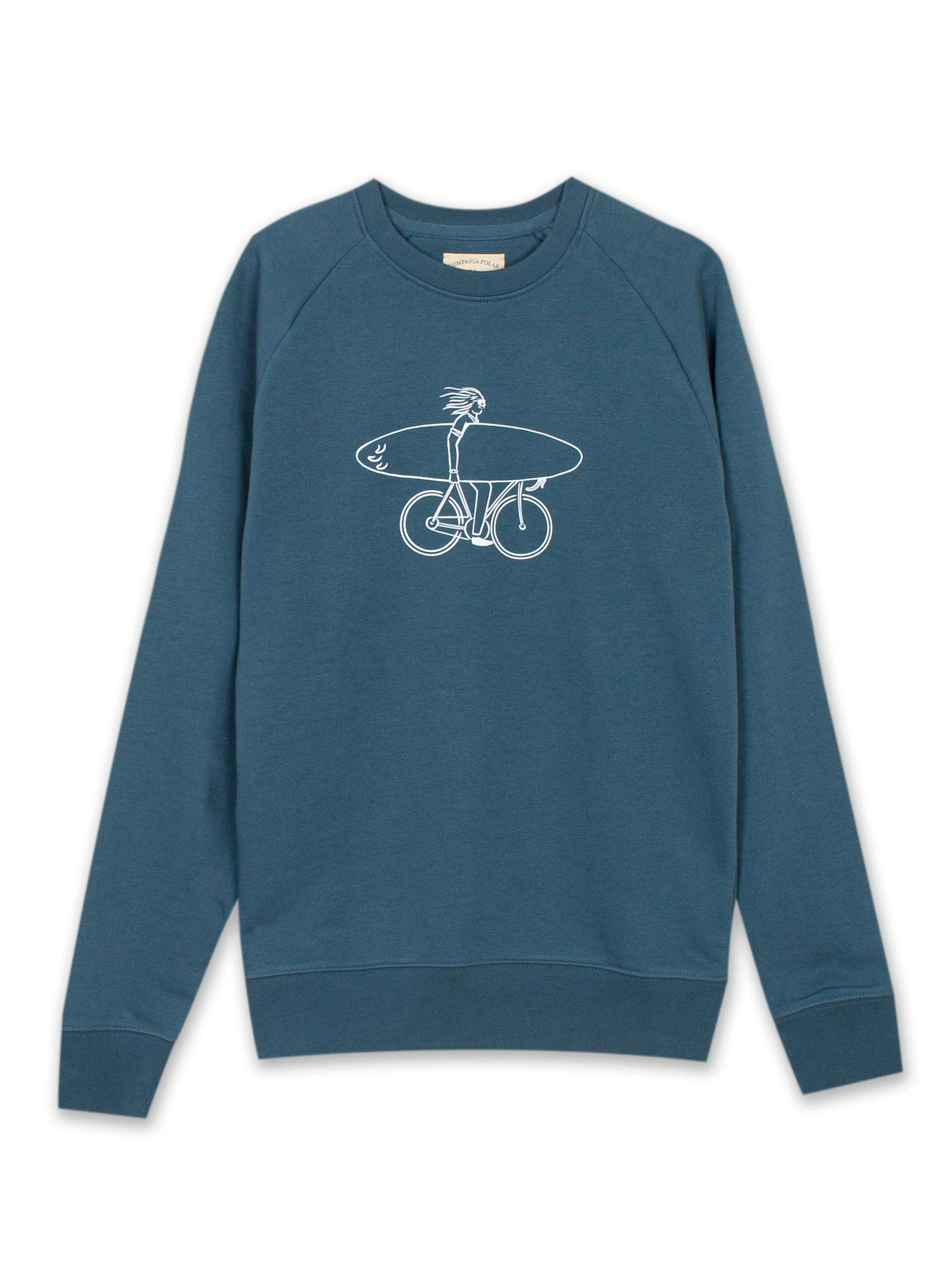 SURFER SWEATER BLUE