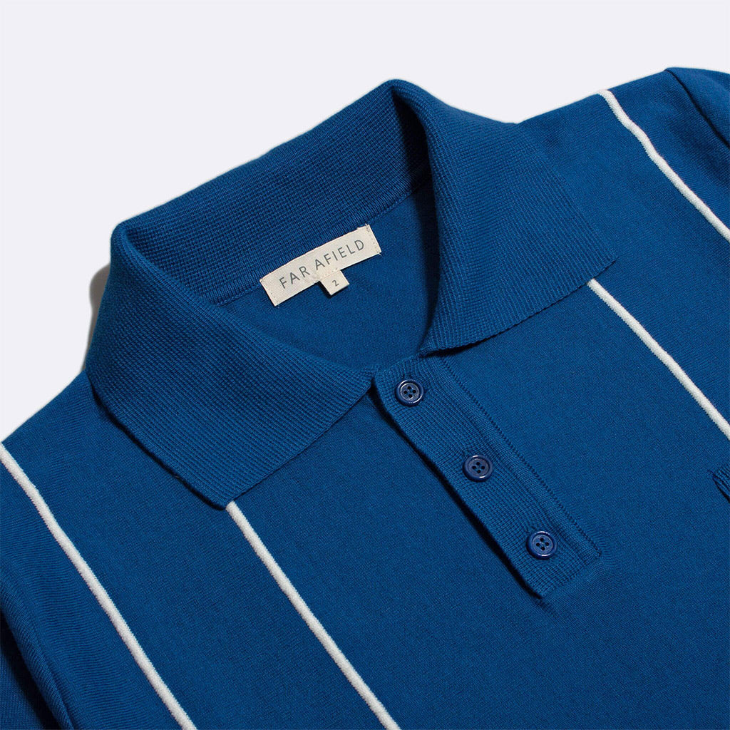 ALFARO POLO BLUE