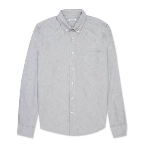Camisa Terry Grey Flannel Light