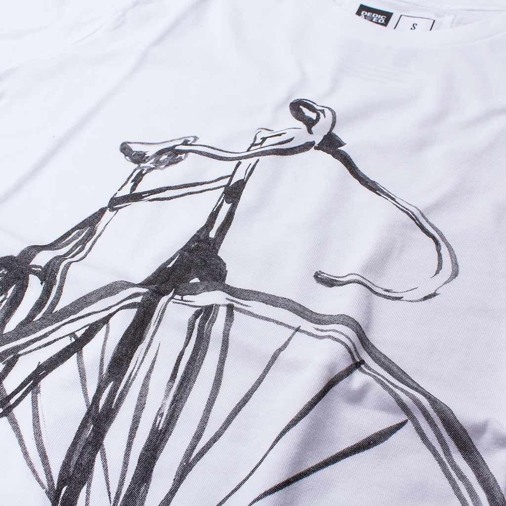 SKETCH BIKE T-SHIRT