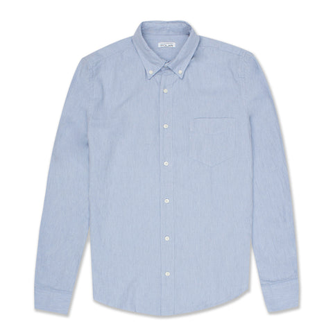 Camisa Terry Blue Flannel Light