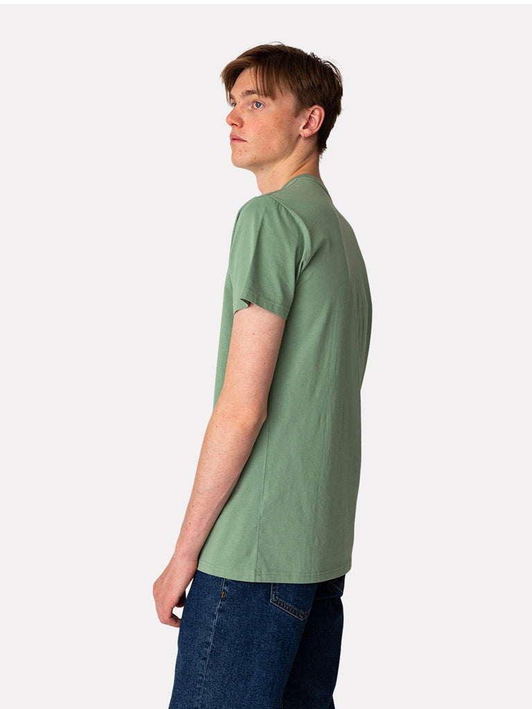 NUD T-SHIRT GREEN