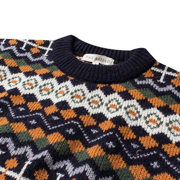FAIR ISLE II SWEATER