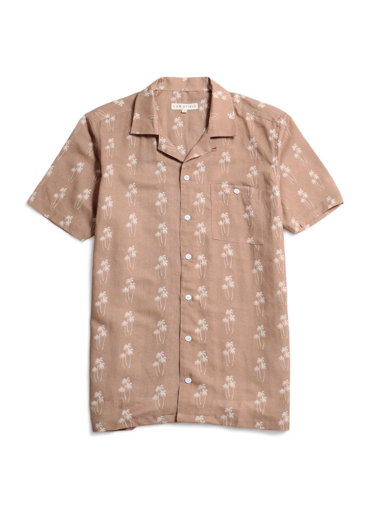 SELLECK SHIRT PALMBREEZE